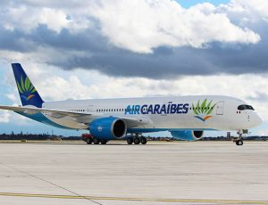Air Caraïbes: Tous les jours entre Paris et New York en A350-900