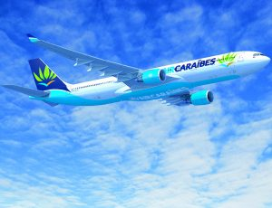 Corsair: Un vol quotidien vers Guadeloupe au départ de Paris en 2021