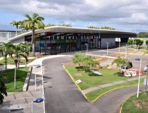 Aéroport de Pointe-à-Pitre: Trafic en progression en novembre 2018