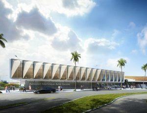 l'aéroport Martinique – Aimé Césaire: Des travaux de rénovations pour accroitre ses capacités