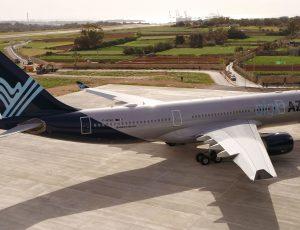 Air Caraïbes se montre intéressée par la reprise partielle d'Aigle Azur