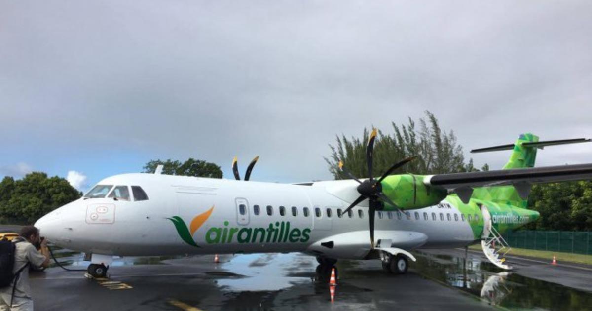 Air Antilles, LIAT et Winair s'allient!