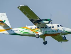 Air Antilles: Deux DHC-6-400 arrivent chez la compagnie régionale