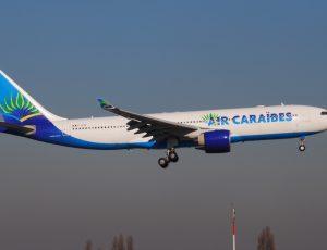 Air Caraïbes augmente le nombre de ses dessertes transatlantiques