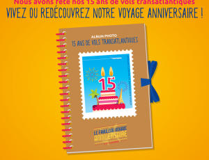 Air Caraïbes fête ses quinze ans!