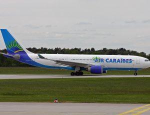 Air Caraïbes se renforce à Saint Martin (depuis Paris)