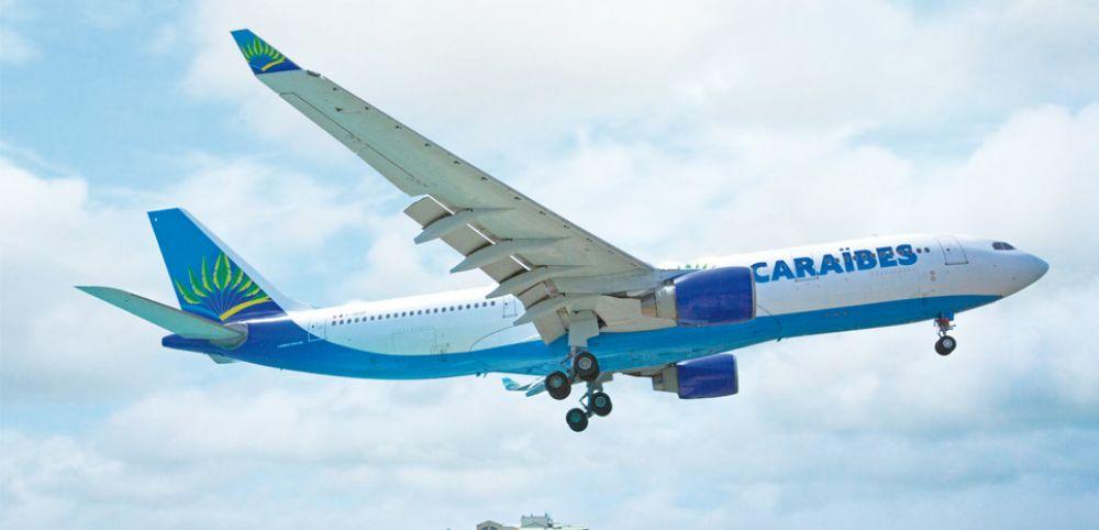 Air Caraïbes renforce son offre navigAIR