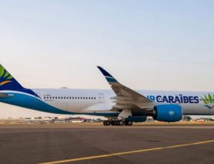 Air Caraïbes dessert son vol Paris – Punta Cana en A350-900