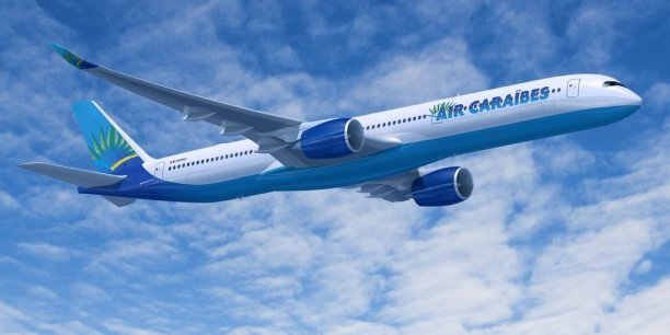 Air Caraïbes reprend ses vols entre Paris et Saint-Martin