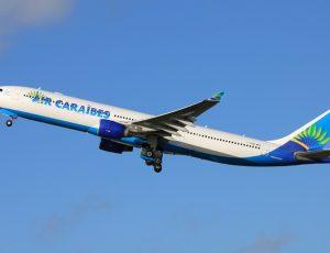 Air Caraïbes vise les États-Unis