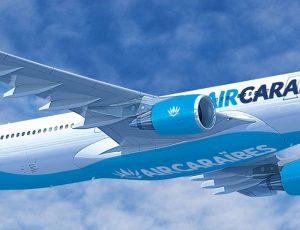 Air Caraïbes: Ses vols au départ de New York sont à nouveau opérationnels