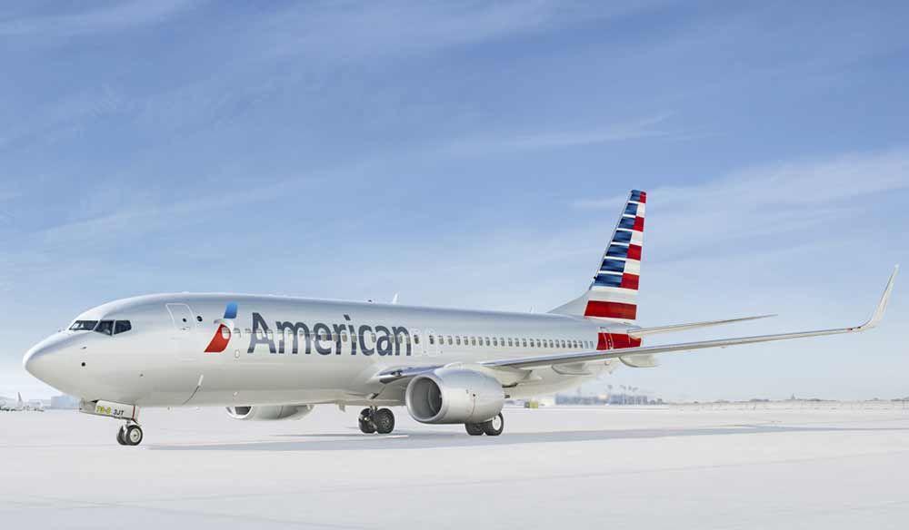 American Airlines arrête ses vols New York-Port-au-Prince