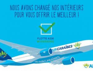 Air Caraïbes lance un jeu pour célébrer l'arrivée de son A350 et fêter la fin de l'année 2019