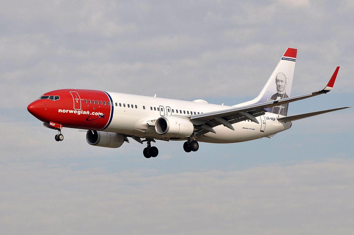 Norwegian reprend ses vols depuis Guadeloupe