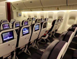 Air France-KLM: Nouvelles cabines sur les vols desservant les Caraïbes